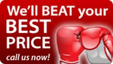 We'll beat your best price